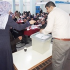 The Election Commission has trained UNRWA staff in Gaza