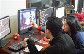 The CEC concludes training of journalists