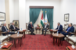 The CEC Concludes General Elections Consultations and Meets with the President
