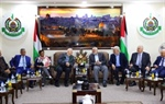 The CEC Meets with Hamas Leadership in Gaza