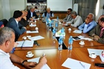 The CEC Meets with Civil Society Organizations in the West Bank