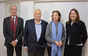 CEC Chairman Meets with Swedish Officials
