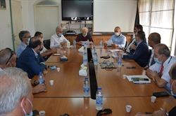 CEC Chairman Receives Representatives of Civil Society Organizations